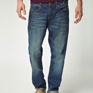 Scotch & Soda Men's Snatch Jeans
